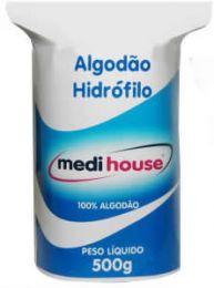 Algodão Hidrófilo 500g em Rolo - Medi House