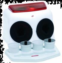 Câmera Escura Branca para Revelação com Iluminação Gold Line - Essence Dental - VH