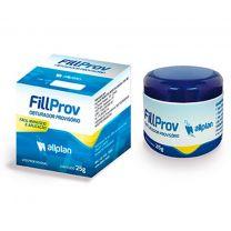 Cimento Obturador Provisório Fillprov - Allplan