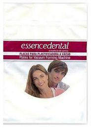 Placa Rígida Cristal Quadrada - Essence Dental