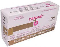 Ponta de Papel Esterilizada Cell Pack - Tanari