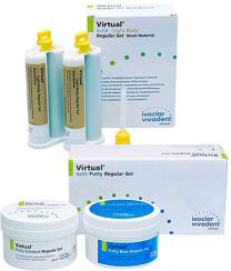 Kit Silicone de Adição Virtual - Ivoclair Vivadent